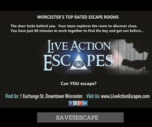 live action escape